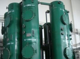 钢衬胶离子交换器